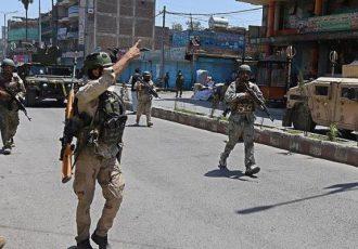 وزارت دفاع ملی: طراح حملههای انتحاری گروه طالبان در هلمند کشته شد