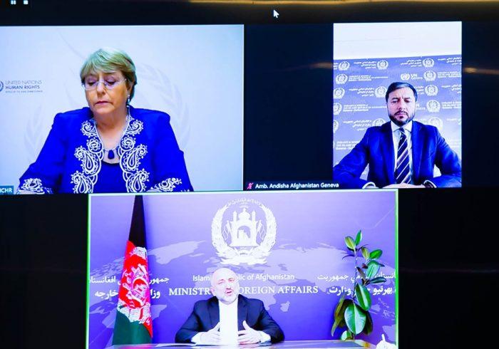 اتمر: حملههای طالبان خلاف قوانین بینالمللی است