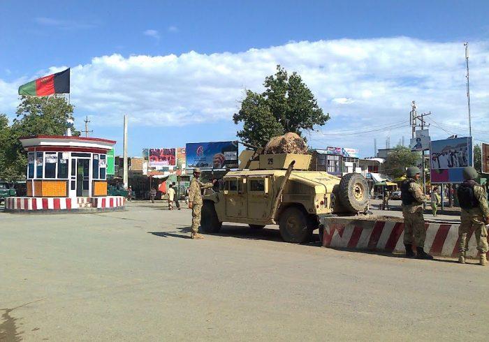 پولیس تخار: حمله طالبان بر شهر تالقان عقب زده شد