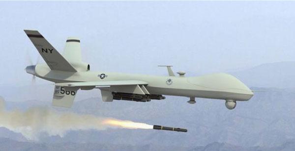 نیروی هوایی آمریکا طالبان را در هلمند هدف قرار داد