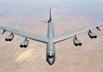 وزارت دفاع ملی: درپی حمله جنگنده بی- ۵۲ امریکایی در جوزجان دوصد طالب کشته شدند