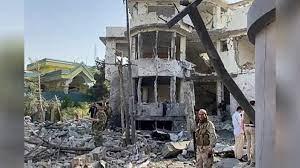 حمله بر خانه بسم الله محمدی آغاز حملهی انتقام جویانهی طالبان است