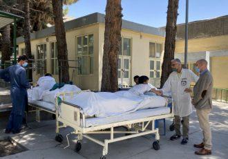 نگرانی کمیته بینالمللی صلیب سرخ نسبت به افزایش زخمیان جنگ در افغانستان