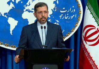 تأکید تهران بر تغییر ذهنیت امریکا؛ خطیبزاده: تهران مذاکرات وین را ترک نمی کند