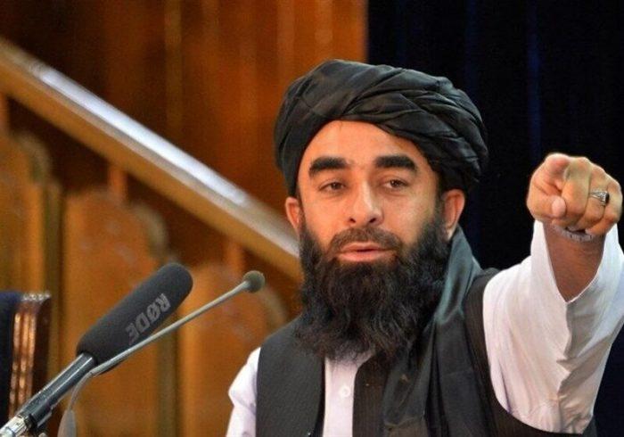 مجاهد:حریم فضایی افغانستان توسط طیارههای بیسرنشین امریکایی اشغال شده است