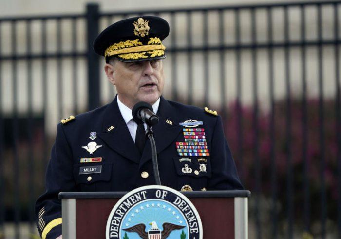 ستادارتش آمریکا: طالبان یک گروه تروریستی بوده وهست