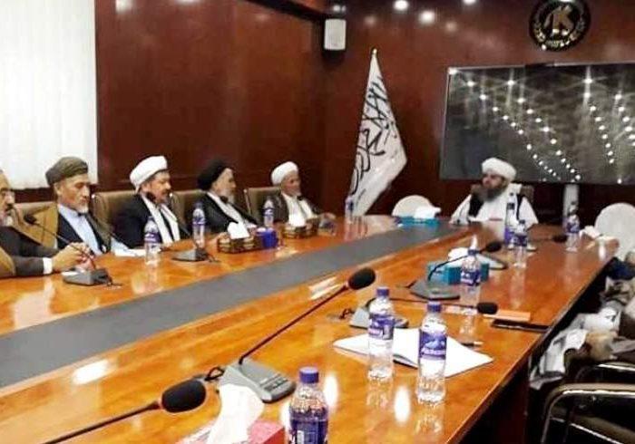امارت اسلامی و ملاهای شیعی