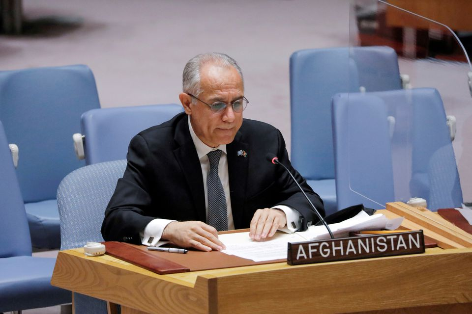 اسحاقزی از سخنرانی در سازمان ملل متحد منصرف شده است